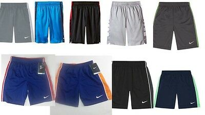 Nike Shorts Boys Toddler Little Kids Basketball Size 2T 3 T 4 5 6 7 NWT