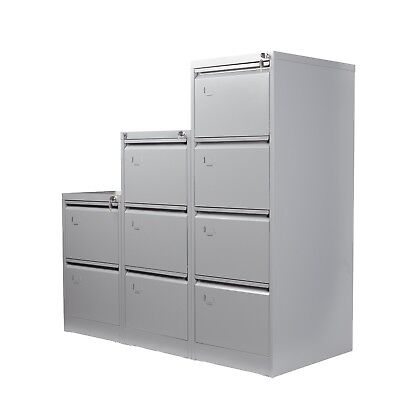Brand NEW!! 3 Drawers Filing Cabinet Steel-Lockable. FULLY ASSEMBLED!! Handle