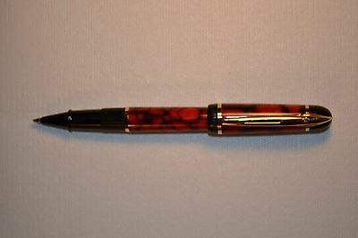 Waterman, Phileas, Coral Red Rollerball