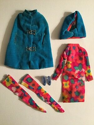 Francie Doll Style Setters Outfit #1268 Complete