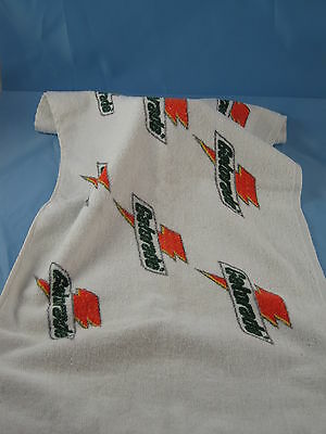 """Gatorade Promotional Personal Sports or Bowling Towel 29"""" x 15"""""""