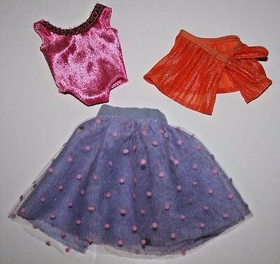 "Groovy Girls ""tutu Beaucoup"" Outfit"