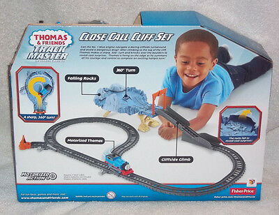 Thomas & Friends Track Master, Close Call Cliff Set, Fisher Price