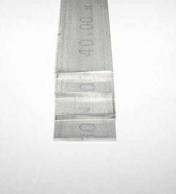 304 Stainless Steel Flat Bar - Various dimensions and lengths
