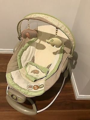 Bright Starts Automatic Baby Bouncer