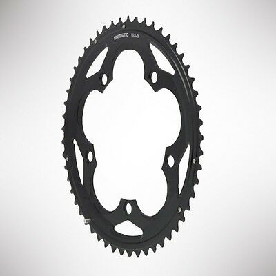 Shimano Genuine 105 5700 110Bcd Black Compact 10 Speed Chainring   34T
