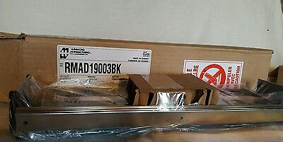 New Hammond Manufacturing Rmad 19003 Bk Rail Mounting Kits.