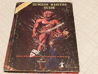 Dungeons & Dragons Dungeon Masters Guide (hardcover)