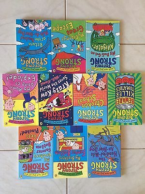 Jeremy Strong Book Collection - 10 Favourites