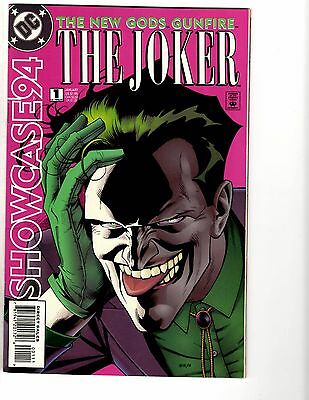 Lot Of 8 Showcase DC Comic Books # 1 2 3 5 7 9 12 94' + # 9 96' Joker Oracle AB6