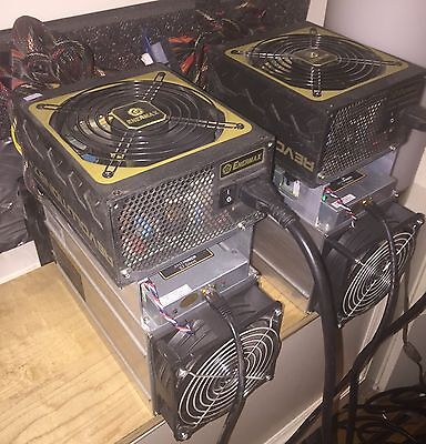 Antminer S7-LN 2.7TH Miner with Built-in Power Supply