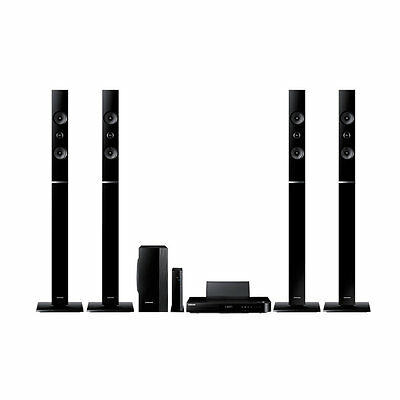 Samsung HT-H6500WM 5.1 Channel Home Theater System with 3D Blu-ray Player