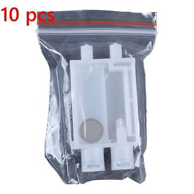 Solvent Ink Damper for Epson DX7 Printhead Print head for 2mm*3mm Ink Tube 10pcs