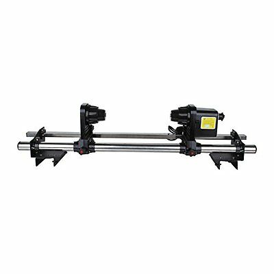 "64"" Automatic Media Take up Reel Roller For Roland RA-640 RE-640 Mutoh 1604 110V"