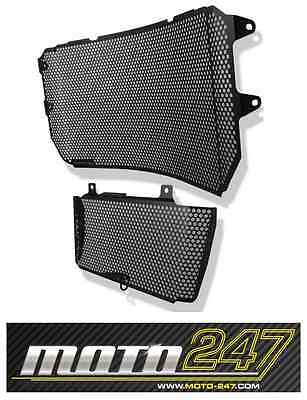Evotech Radiator & Oil Cooler Grill Guard Yamaha Mt 10 2016 - 2017