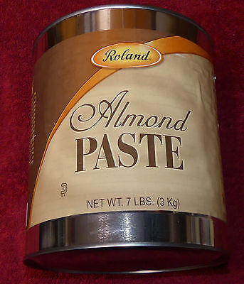Roland Foods Almond Paste 7 Pounds 7 lbs