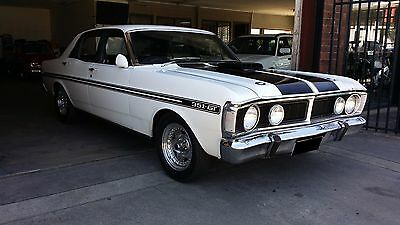 AUSSIE MUSCLE ! 1970 Ford Falcon XY GT Replica