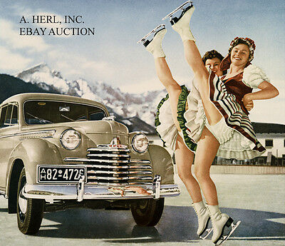 Opel Olympia 1951 debut photo – Opel Olympia introduction 1951 Model Year –photo