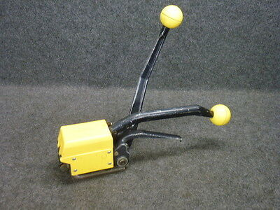 """FROMM MANUAL SEALLESS COMBINATION TOOL, for 3/4"""" STEEL STRAPPING"""
