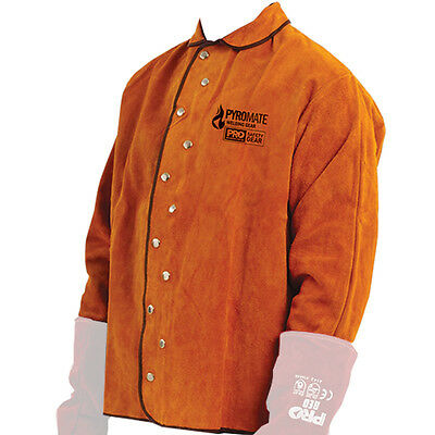 Prochoice PYROMATE JACKETS Leather Welding *AUS Brand - Large, XL, XX L, XXX L