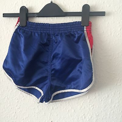 Vintage Kids 90s Sprinter High Cut Shorts Athletic Running Shorts Age 4 5 6
