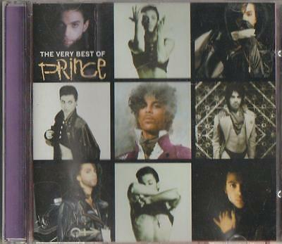C.d.music  D348    The Very Best Of Prince   Cd
