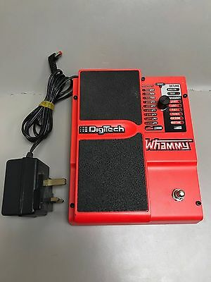 Digitech Whammy 4 Effects Pedal With Plug