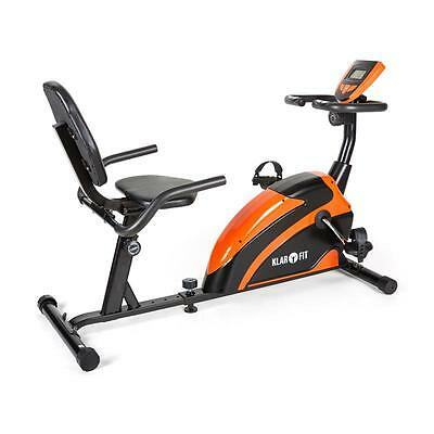 Recumbent Exercise Bike Sport Fitness Home Gym Cardio Bicycle Workout Trainer