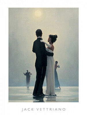 Dance Me To The End Of Love By Jack Vettriano Beautifully Framed Print