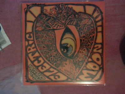 "Electric Moon ""Mind Explosion"" 2LP Green/Marbled! Can Blown Out Bong"