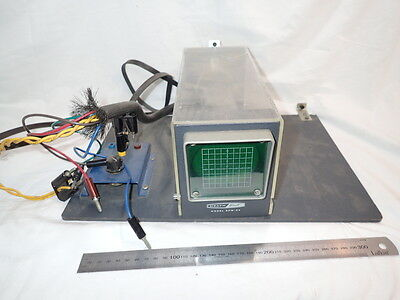 Heath Built EPW-24 CRT Cathode Ray Tube Assembly, for CRT clock steampunk #2