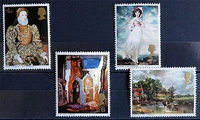 Great Britain 1968 'British Paintings' SG771/774 Mint (MNH) Set