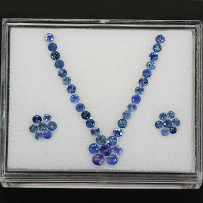 4.82Cts Excellent Top Luster 100%natural Blue Sapphire