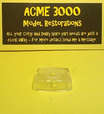 Dinky 430 Commer Recovery Truck Reproduction Repro - Clear Plastic Window Unit