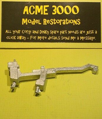 Dinky 661 Scammel Recovery Truck Reproduction Repro - White Metal Jib Arm