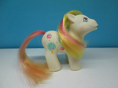 My little pony G1 Baby brother apple delight