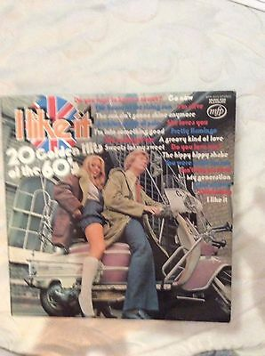 I Like It (60s collection) from Music For Pleasure LP