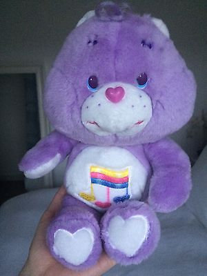 Vintage Harmony Plush Care Bear 13""