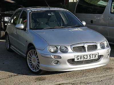 MG/ MGF ZR 2.0 TD ( 113Ps ) +  DIESEL SERVICE HISTORY&CAMBELT