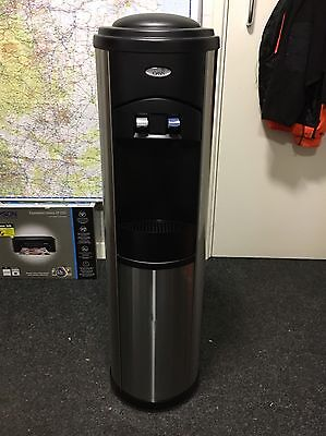 Quartz Floorstanding Mains Fed Cold / Ambient Water Cooler **new**