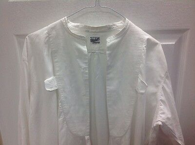 Vintage White Shirt by Porterfield Co