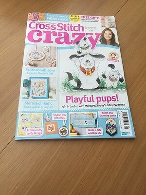 Cross Stitch Crazy Issue 226 March 2017