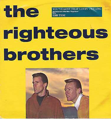 The Righteous Brothers – You've Lost That Lovin' Feeling – 12-inch Vinyl Record