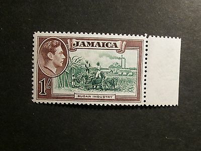 Jamaica 1938 definitive 1/- Mint never hinged