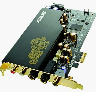 ASUSTeK COMPUTER PCI (XONAR ESSENCE ST) Sound Card