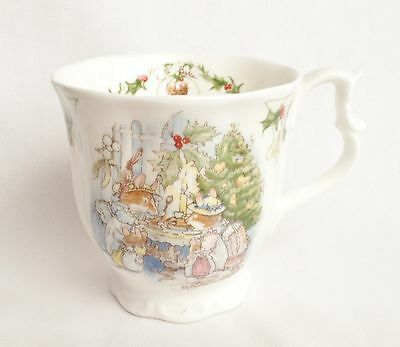 Brambly Hedge Merry Midwinter Beaker - Royal Doulton China