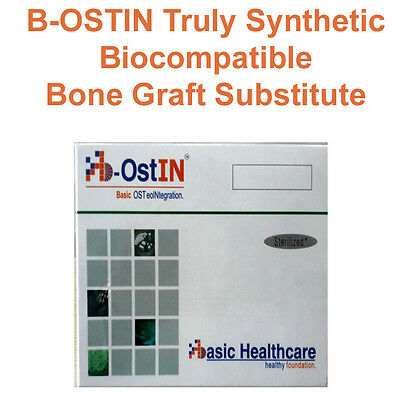 B-OSTIN Synthetic Granules Biocompatible Bone Graft Substitute BEST PRICE
