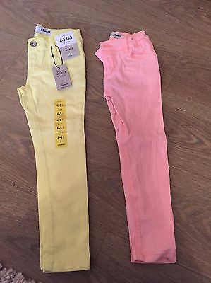 Girls Skinny Jeans Aged 4-5 Years