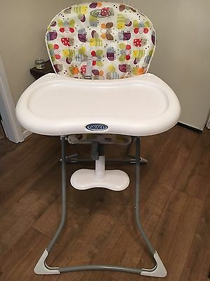 Graco Highchair And Bright stars Walker!