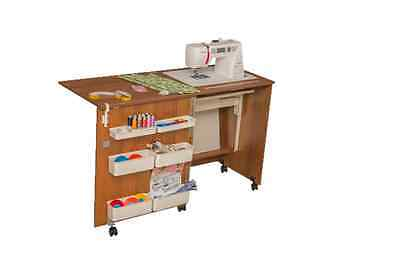 Sewing Machine Cabinet Table Comfort 1. Hobby Handwork Variations Of Colors.